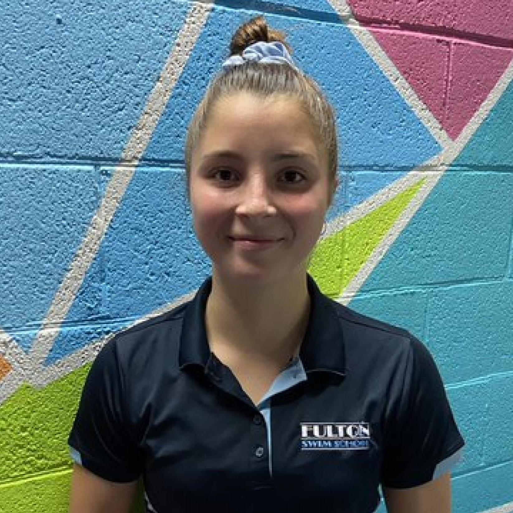 Kelly - Fulton Swim School Teacher