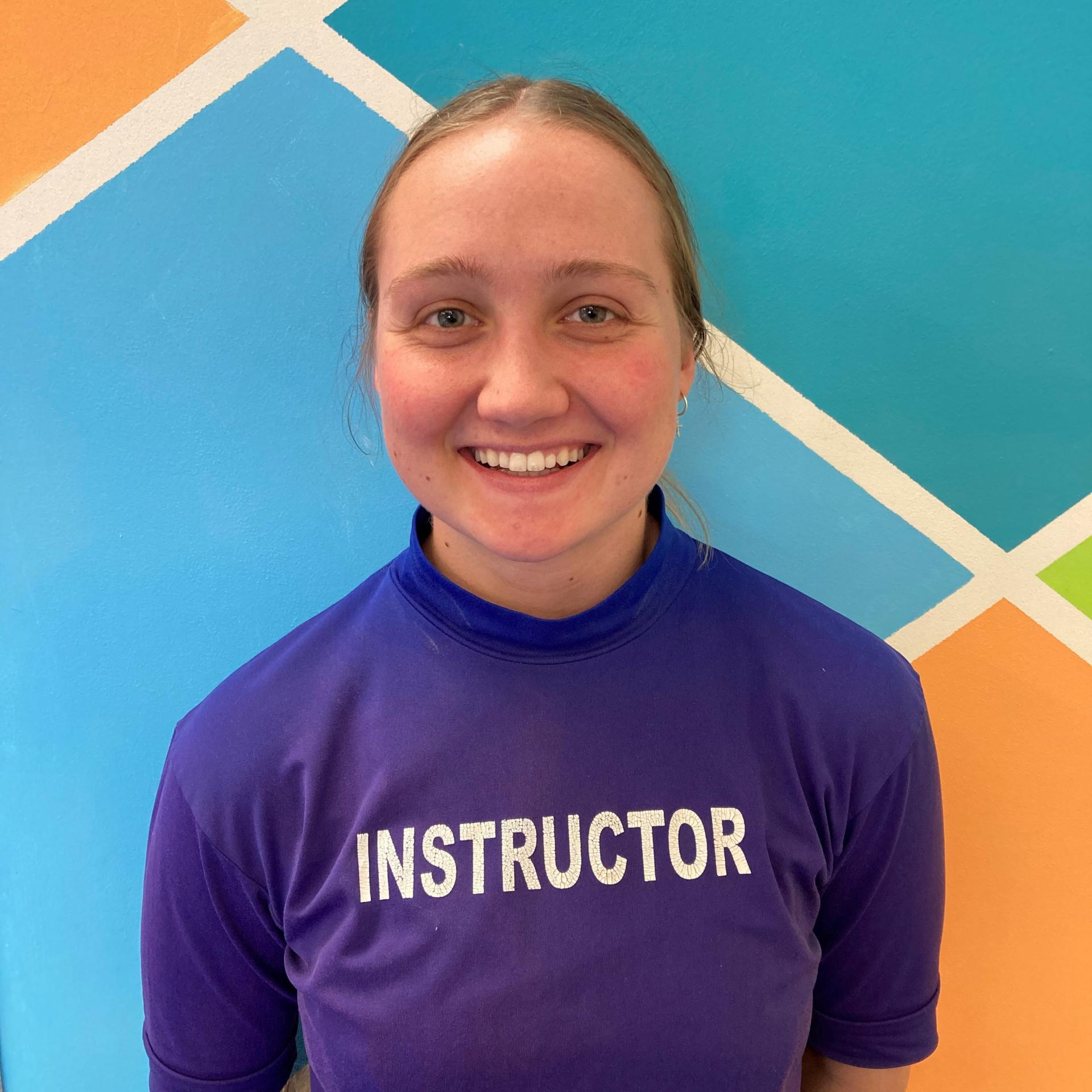 Tenaya - Fulton Swim School Teacher