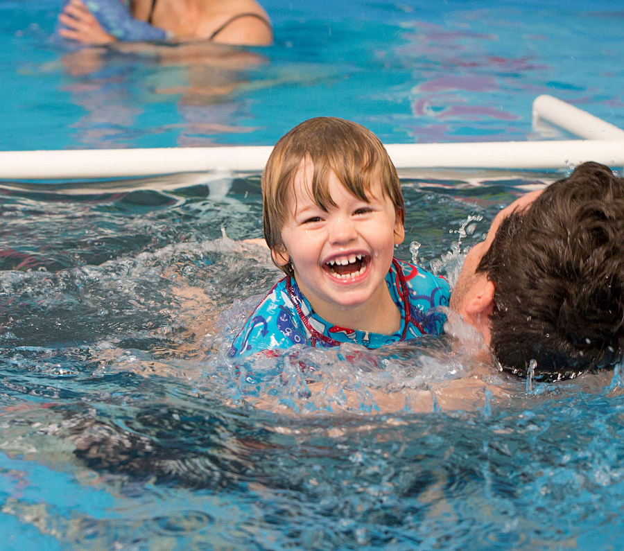 Fulton Swim School - Toddler Swimming Lessons