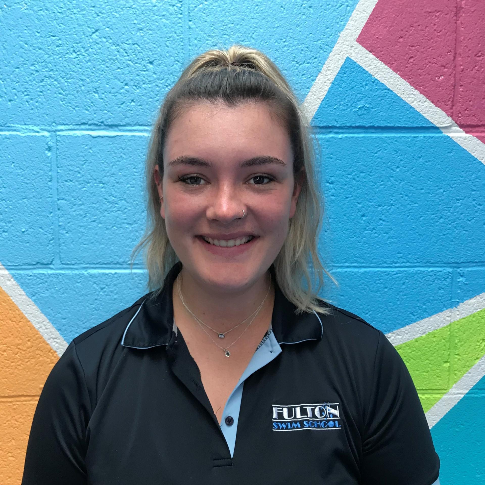 Tamsyn - Fulton Swim School Teacher