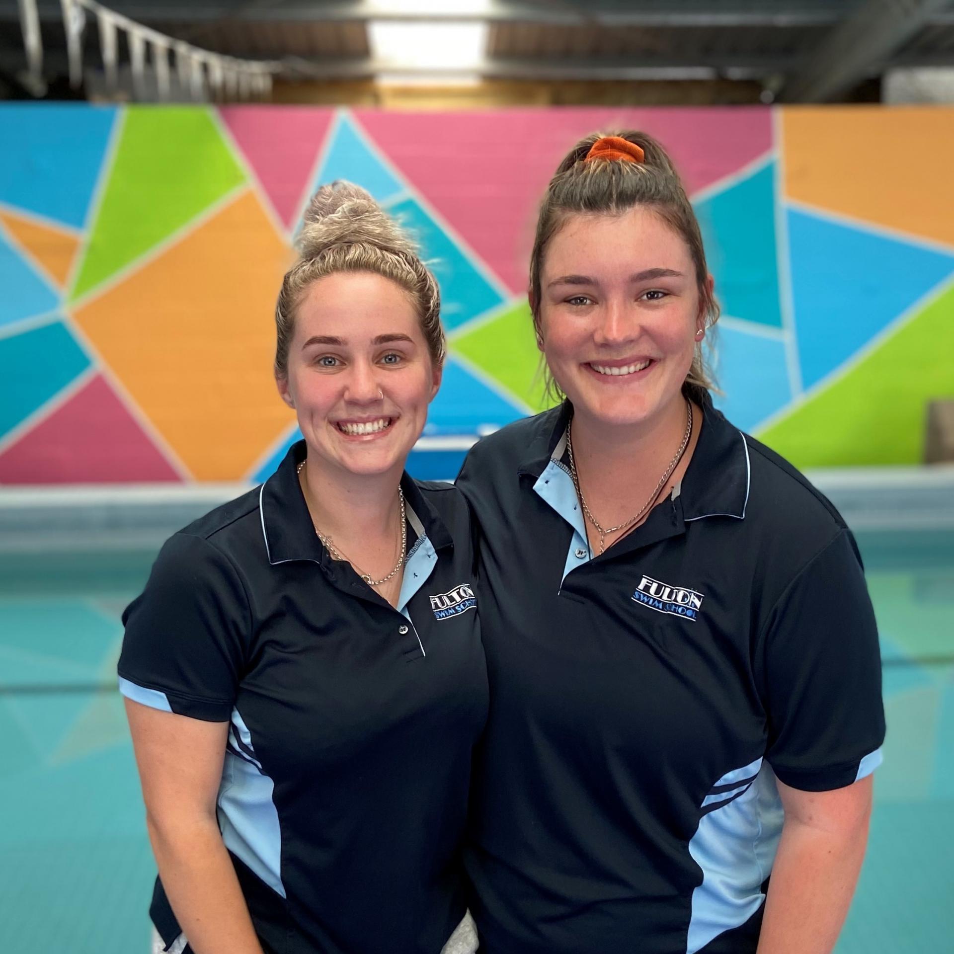 Puni Team Leader - Fultons Swim School