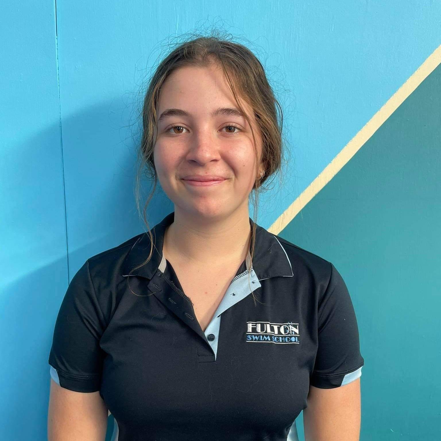 Caitlin - Fulton Swim School Teacher