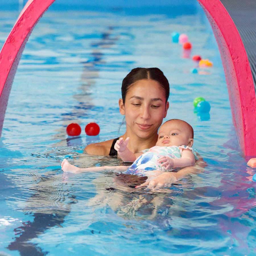 Fulton Swim School - Babies Lessons