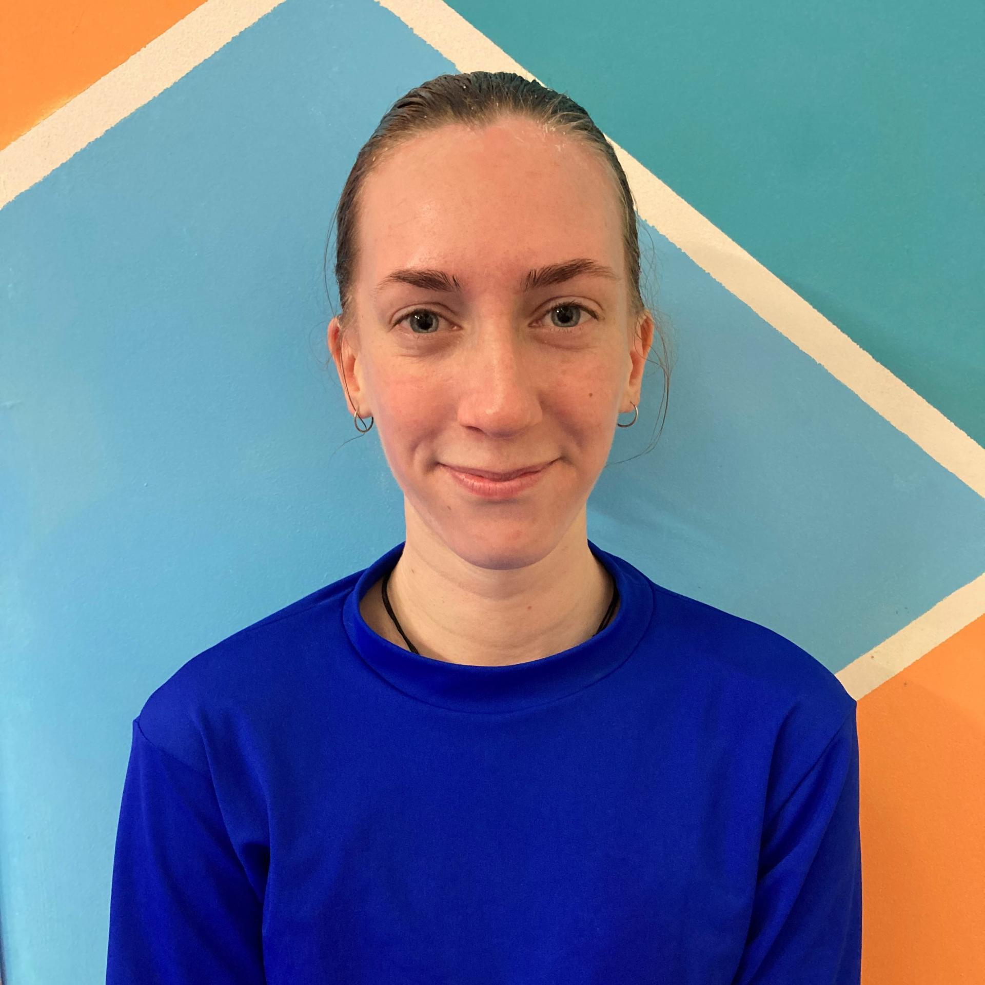 Keisha - Fulton Swim School Teacher