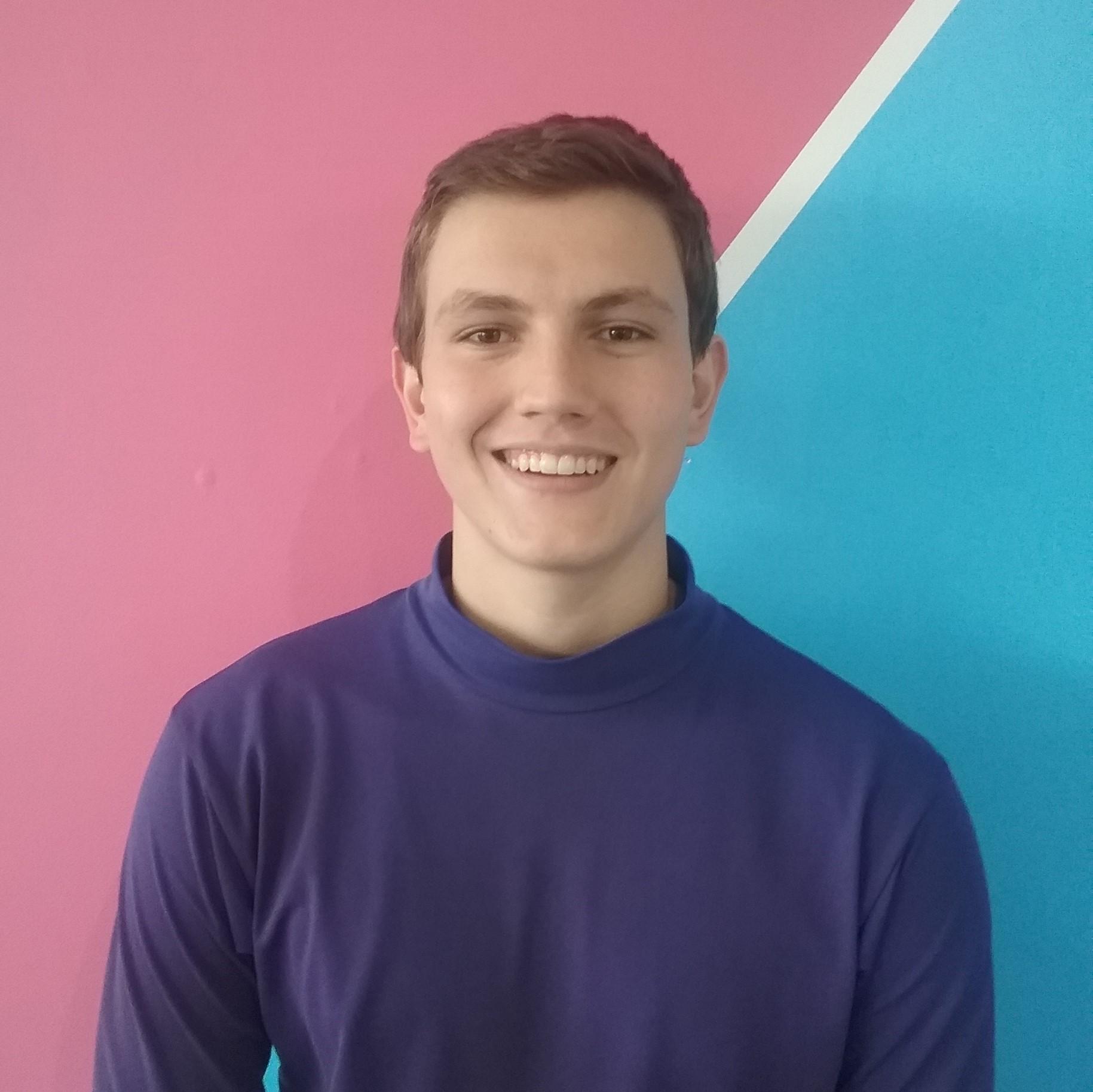 Kieran - Fulton Swim School Teacher