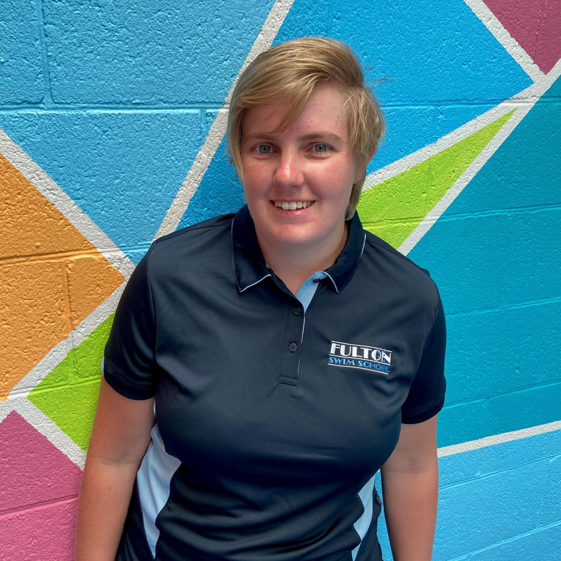 Summer - Fulton Swim School Teacher