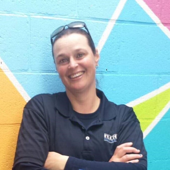 Justine - Fulton Swim School Teacher